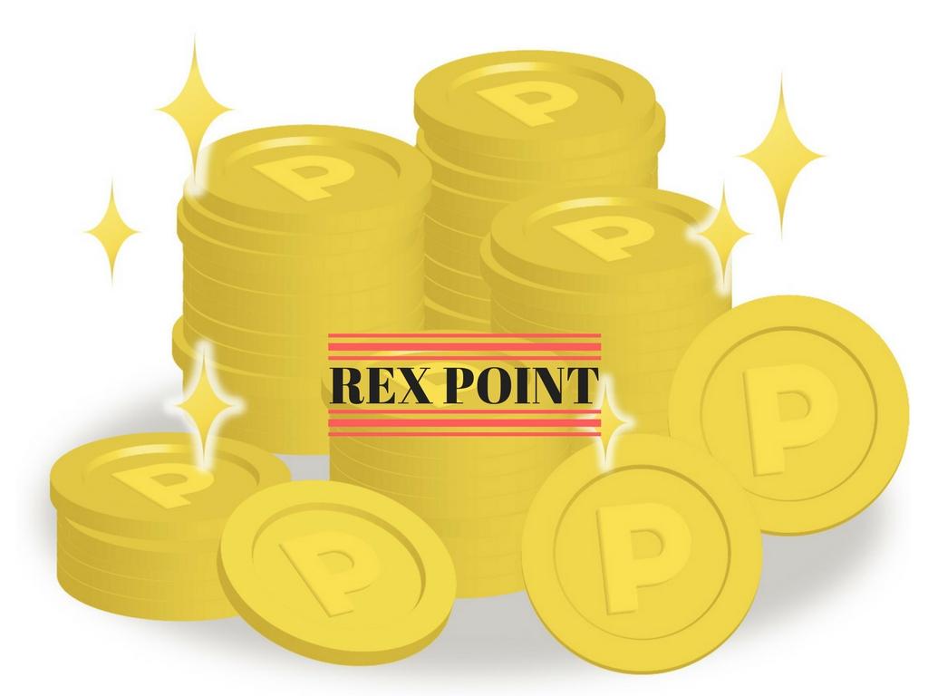 REX CARDポイントプログラム