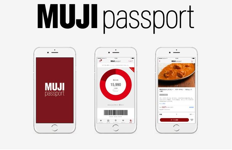 MUJI passportの画像
