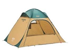 au WALLETポイント交換、コールマンのテント