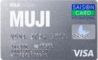 MUJI Card、券面写真